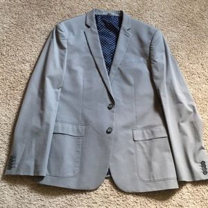 Express fitted blazer